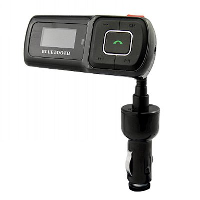 Multi - functional 4GB Car Bluetooth Hands - free LCD Screen MP3 Player/ FM Transmitter/ Smartphone Charger with Remote Controller (Standard Accessories)FM Transmitters &amp; Players<br>Multi - functional 4GB Car Bluetooth Hands - free LCD Screen MP3 Player/ FM Transmitter/ Smartphone Charger with Remote Controller (Standard Accessories)<br><br>Type: Car MP3 Player<br>Memory : 4 GB<br>Special Function  : Bluetooth, Charger, FM Transmitter, MP3 Player<br>Connection: USB 2.0<br>Color  : Black<br>Material  : Plastic, Electronic components<br>Screen Type: LCD Screen<br>Output Power : DC 5V/1A<br>Voltage : 12V<br>Working Voltage: DC 12V~24V<br>Music Source: Flash drive<br>Built-in EQ: Rock, Classic, Randb, Normal, Bassboost, Pops, Jazz<br>Transmit Freq.: 87.5~108.0MHz<br>Media Format : Mp3, WMA<br>Package Weight   : 0.280 kg<br>Package Size (L x W x H)  : 19.0 x 11.0 x 6.0 cm<br>Package Contents: 1 x MP3 Player, 1 x 4GB TF Card, 1 x Remote Controller (built-in battery), 1 x User Manual