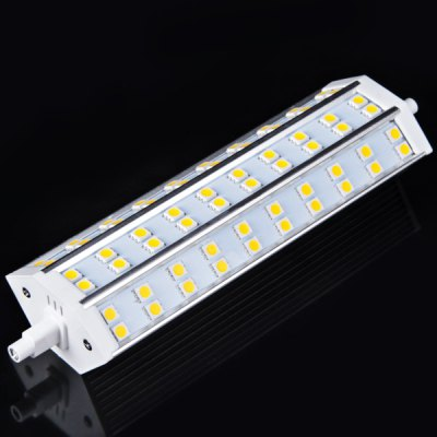 R7S 60-LED 85-265V Dimmable Warm White Corn Lamp