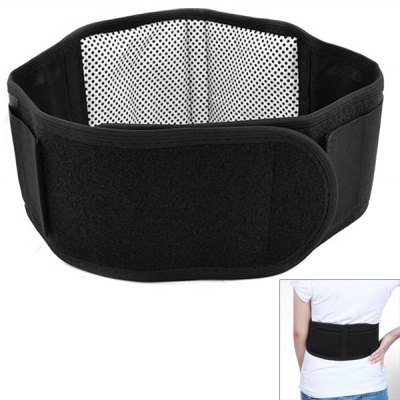 Self-heating Waist Guard with Velcro Design