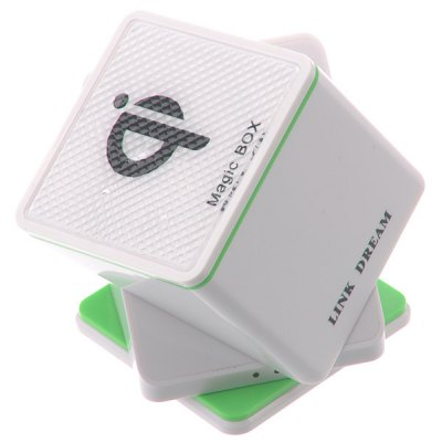 Фотография Hot Saling Magic Cube Car Wireless Charging Mount Holder Cell Phone QI Wireless Charger