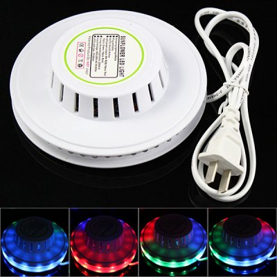 JH - 01 AC90 - 240V 8W LED RGB Sunflower Light for Decoration/Party /Holiday