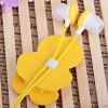 Stylish Anime Stereo Earphone with Cartoon Yellow Duck Feature Wire Bobbin Winder Clamp for sale