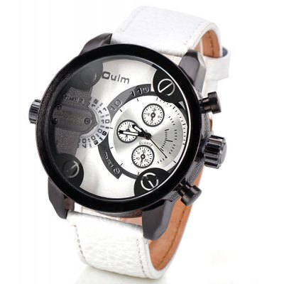 Oulm 3130 Men Military Watch