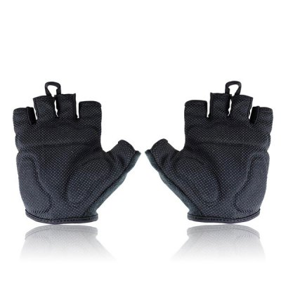 Гаджет   2PCS XL Size Comfortable Bicycle Bike Silicone Half Finger Gloves Cycling Gloves Cycling Gloves