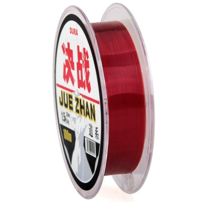 PE Braided Line Diameter 0.20mm Knot Strength 5.9kg 100m Fishing Line with Abrasion Resistant Design