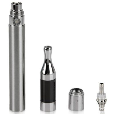X9 1100mAh E - Cigarette Starter Starter Kit 2.0ml Rebuildable Dripping Atomizer with USB Cable/ Mesh Bag