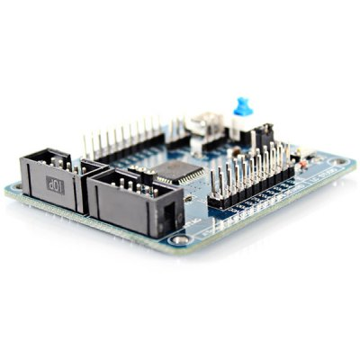 ATmega16 AVR Development Board Supports IVR