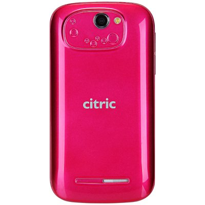 Android 4.2 citric C3 3G Smartphone with 3.5 inch HVGA Screen MTK6572 Dual Core GPS Dual Camera