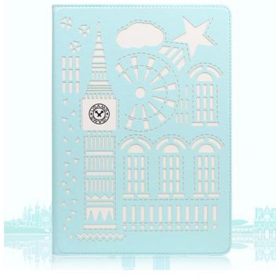 USAMS Tower Series PU + TPU Stand Case with Dormancy Function for iPad Air