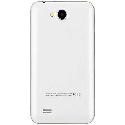 F23 Android 4.2 3G Smartphone with 4.0 inch WVGA MTK6572 Dual Core 1.0GHz 4GB ROM GPS Dual Camera