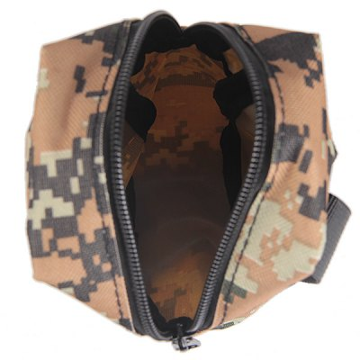 Multifunctional Waterproof  Nylon Waist Bag Hang Bag for OutdoorBackpacks<br>Multifunctional Waterproof  Nylon Waist Bag Hang Bag for Outdoor<br><br>Type: Waist Bag<br>For: Camping, Fishing, Climbing, Cycling, Travel, Adventure, Hiking<br>Material: Nylon<br>Functions: Lightweigh, Waterproof, Durable, Stylish<br>Capacity: &lt;20L<br>Color: Camouflage<br>Product weight   : 55 g<br>Package weight   : 0.10 kg<br>Product size (L x W x H)   : 19 x 7 x 7 cm/7.5 x 2.8 x 2.8 inches<br>Package size (L x W x H)  : 13 x 8 x 3 cm<br>Package Contents: 1 x Waist Bag