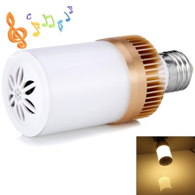 LM01 Beautiful Lamp Bulb Design Bluetooth BB Speaker Support Smart Phone/MID/Computer/iPad/iPhone/iPod Touch etc