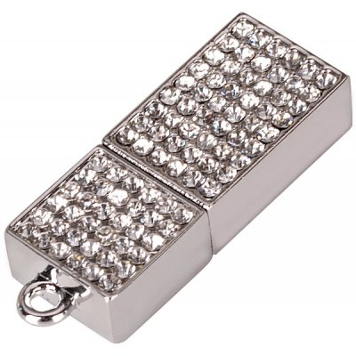 16GB Crystal Diamond USB Flash Disk with Magnet