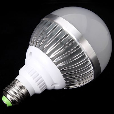 E27 1800lm 15W 24 - SMD 5730 LED AC85 - 265V 6000 - 6500K White LED Dimmable Ball Bulb