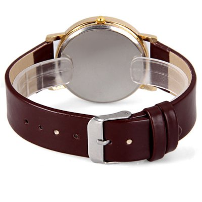 Women Watch Analog with Map Round Dial Leather Watch BandWomens Watches<br>Women Watch Analog with Map Round Dial Leather Watch Band<br><br>Watches categories: Female table<br>Style : Retro, Fashion&amp;Casual<br>Movement type: Quartz watch<br>Shape of the dial: Round<br>Case material: Stainless steel<br>Band material: Leather<br>Clasp type: Pin buckle<br>The dial thickness: 0.7 cm/0.3 inch<br>The dial diameter: 3.7 cm/1.5 inch<br>Product weight: 0.03 kg<br>Product size (L x W x H) : 24.0 x 3.7 x 0.7 cm/9.4 x 1.5 x 0.3 inches<br>Package contents: 1 x Watch