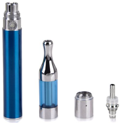 X9 900mAh E - Cigarette Starter Starter Starter Kit 2.0ml Rebuildable Dripping Atomizer with USB Cable/ Mesh Bag