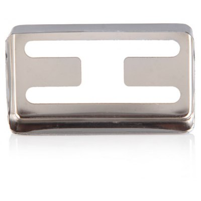 H Design Metal Humbucker Pickup Covers for Electric Guitar and More