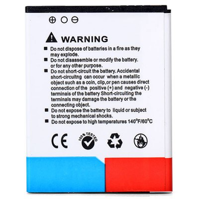 Link Dream High Capacity 3.7V 2500mAh Durable Lithium - ion Battery for Samsung T - mobile Galaxy S2 T989iPhone Cables &amp; Adapters<br>Link Dream High Capacity 3.7V 2500mAh Durable Lithium - ion Battery for Samsung T - mobile Galaxy S2 T989<br><br>Type: Replacement Battery<br>Brand: Link Dream<br>Compatibility: Samsung<br>Compatible Model: T-mobile Galaxy S2 T989<br>Capacity: 2500mAh<br>Voltage: 3.7V<br>Product weight: 0.031 kg<br>Package weight: 0.100 kg<br>Product size (L x W x H) : 6 x 4.7 x 0.6 cm/2.4 x 1.9 x 0.2 inches<br>Package size (L x W x H): 10 x 8 x 3 cm<br>Package Contents: 1 x Battery
