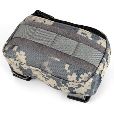 Multi - function Waterproof  Nylon Waist Bag Accessory Bag for Outdoor