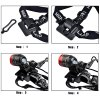 best SingFire SF - 90 Cree XM - L T6 4 Modes 1000lm 18650 LED Headlamp with Battery and Charger