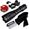 best SingFire SF - 705A Cree XM - L T6 5 Modes 800lm Highlight 18650 LED Flashlight