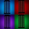 best E27 50W 165 x 5050 SMD LED AC85 - 265V RGB Corn Lamp