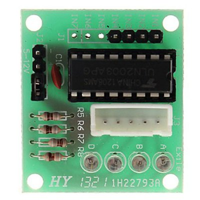 ULN2003 Stepper Motor Driver Module  -  On - board ULN2003A Chipset
