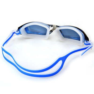 Excellent S968M Plating Lens Anti - fog and Anti - UV Silicone Sphere  - 1.5 Myopia Swimming Glasses for AdultSwimming<br>Excellent S968M Plating Lens Anti - fog and Anti - UV Silicone Sphere  - 1.5 Myopia Swimming Glasses for Adult<br><br>Material: Silicone, PC<br>Type: Swimming Glasses<br>Function: Anti-fog and UV Protection, Myopia Swimming Glasses, Plating Lens<br>Material (Lens): PC<br>Material (Frames): Silicone<br>Come with Case: Yes<br>Product weight   : 0.050 kg<br>Package weight   : 0.190 kg<br>Product size (L x W x H)   : 14.5 x 4.5 x 2.5 cm/ 5.7 x 1.8 x 1 inches<br>Package size (L x W x H)  : 19 x 7 x 6 cm<br>Package Contents: 1 x Swimming Glasses, 2 x Earplug