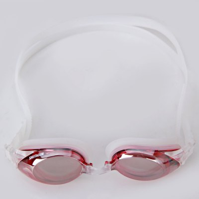 Excellent S9300M Anti - fog and Anti - UV Silicone Sphere  - 8.0 Myopia Swimming Glasses for Adult