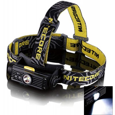 Nitecore HC90 T6 3 Modes 900lm 18650 LED Headlamp