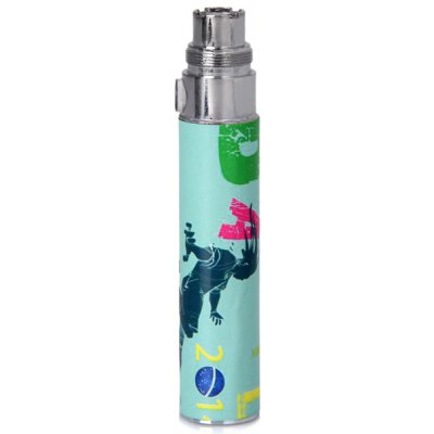 650mAh Rechargeable Lithium Battery for Electronic Cigarette