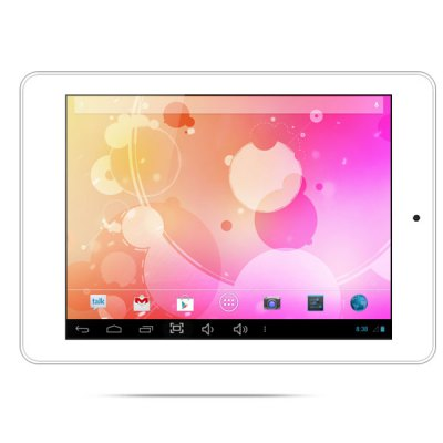 Гаджет   Aimson AM810 8 inch Android 4.2 Tablet PC with XGA Screen All Winner A20 Dual Core 1.0GHz 8GB ROM Dual Cameras WiFi Tablet PCs