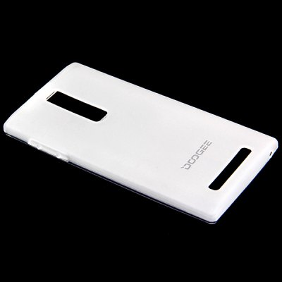 Unique Design DOOGEE DG2014 Back Cover Protective Silicone Material