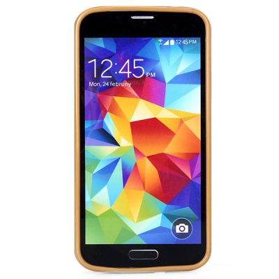 Гаджет   Holes Style Protective TPU Material Case for Samsung Galaxy S5 i9600 SM - G900 Samsung Cases/Covers