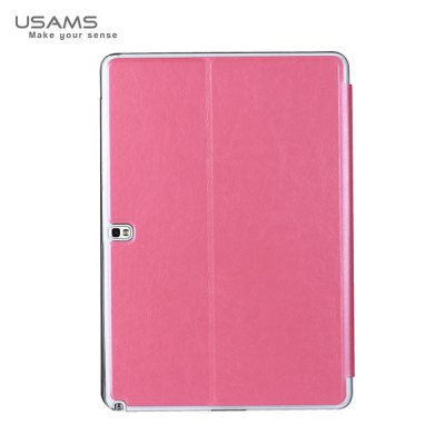 ФОТО USAMS Merry Series PU Leather and Plastic Material Case with View Window for Samsung Galaxy Note Pro 12.2 P900