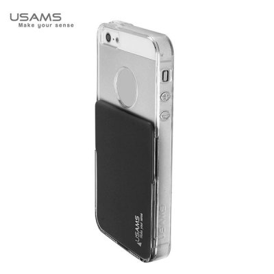 ФОТО USAMS Smart Series Durable Plastic Material Case Cover for iPhone 5 / 5S