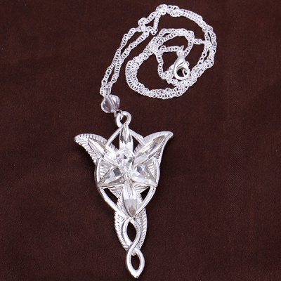 Evenstar Necklace in The Lord of The Rings