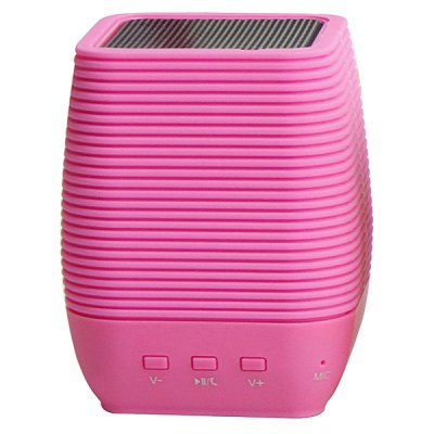 ФОТО MR.D D - 94B Mini Bluetooth Speaker with Hands -  free Call/TF Card/Audio Function Built - in Microphone