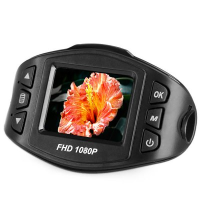 Practical H500 Night Vision 1.5 inch LTPS Screen 1080P Car DVR 170 Degree Wide Angle Lens HD Video Recording