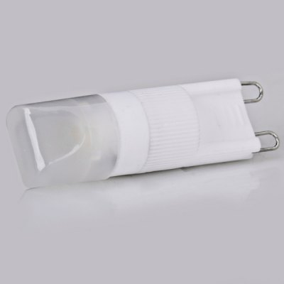 G9 2W Bulb Lamp  AC220V COB LED White Light