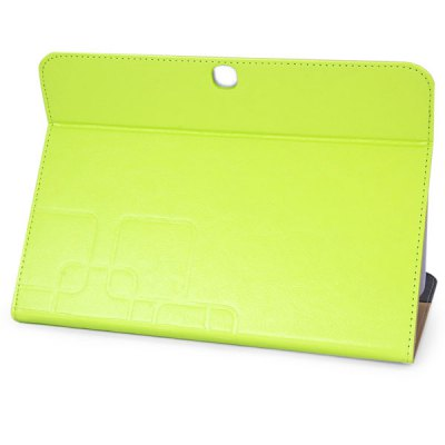 Stand Protective Case with Card Holder for 10.1 inch Samsung P5200 Tablet PC
