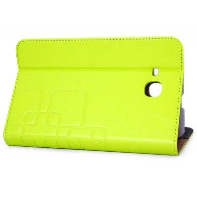 Stand Protective Case with Card Holder for 7 inch Samsung T110 Tablet PC