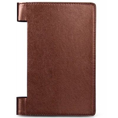 Fashionable Artificial Leather Material Case Professional for 8 inch Lenovo B600
