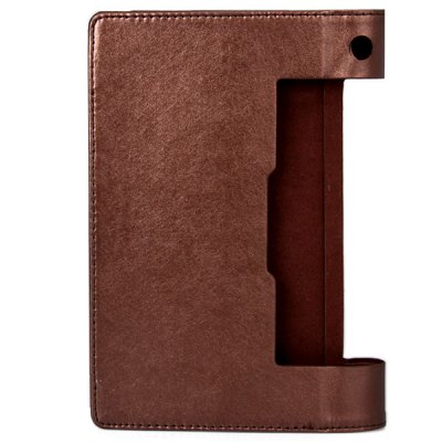 ФОТО Fashionable Artificial Leather Material Case Professional for 8 inch Lenovo B6000 Tablet PC