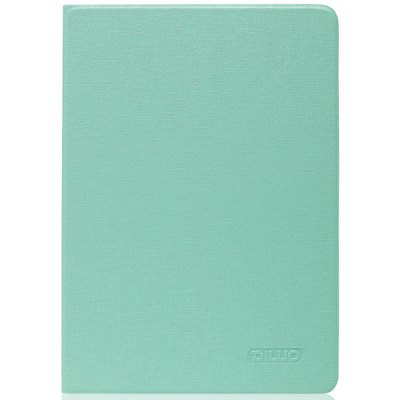 ФОТО DILUO Oracle Series Artificial Leather Material Stand Case with Card Holder for iPad Air