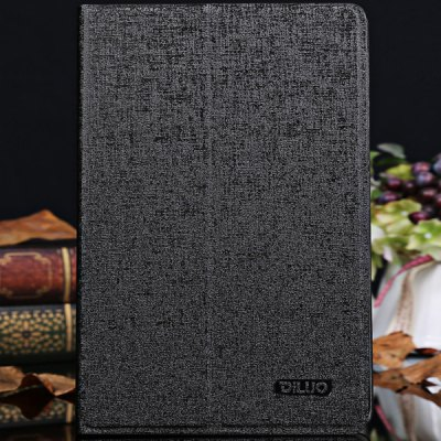 ФОТО DILUO Oracle Series Artificial Leather Material Stand Case with Card Holder for iPad Mini Retina