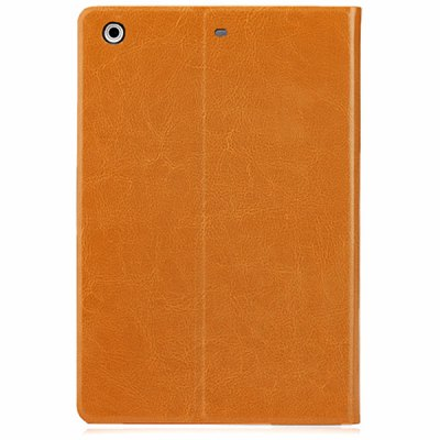 ФОТО DILUO Crazy Horse Series Artificial Leather Material Stand Case with Card Holder for iPad Mini Retina