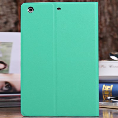 ФОТО DILUO Sheep Streak Series Artificial Leather Material Stand Case with Dormancy Function for iPad Mini Retina