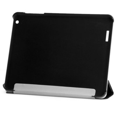 ФОТО PU Leather and Plastic Protective Case with Triple Folding Stand Function Specially for 9.7 inch Ifive 3 Tablet PC