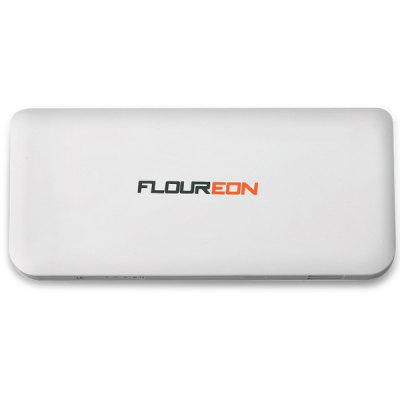 FLOUREON 10400mAh Mobile Power Bank for iPhone 4 / 4S / 5 / 5S / 5C / Samsung Galaxy S4 / S5 / Note 3 N9000 / Note 2 N7100 / Nokia / Sony / HTC / Blackberry etc. от GearBest.com INT